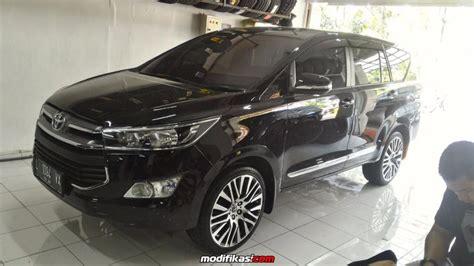 Innova Reborn kijang innova reborn 2017 at diesel type v with 20 quot wheels