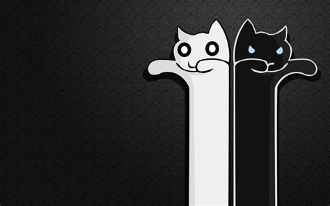 wallpaper black and white cute cute black wallpapers wallpaper cave