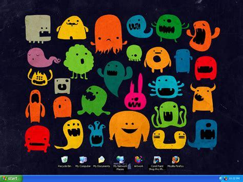 wallpaper cute monster cute monster magic screenshot by bullwings on deviantart