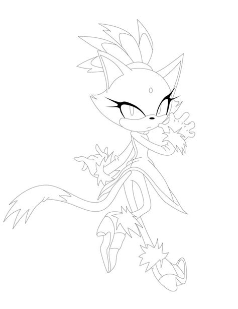 coloring pages blaze the cat aj from blaze coloring pages coloring pages