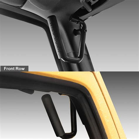 Jeep Grab Bars Grabars Grab Bars For Jeep Jk Wrangler Unlimited Black