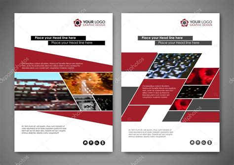 design a5 flyer online business brochure flyer design layout template vector in