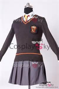 harry potter gryffindor uniforme scolaire hermione granger