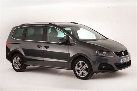 used seat alhambra review auto express