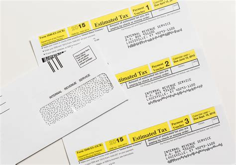 printable quarterly tax vouchers 1040 tax booklet wowkeyword com