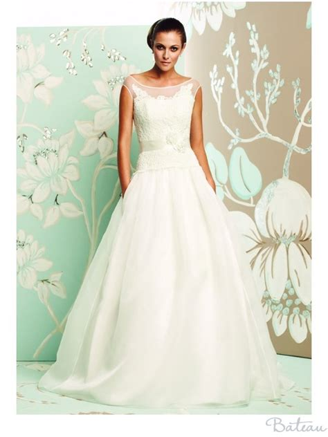 wedding dress necklines find your most flattering onewed