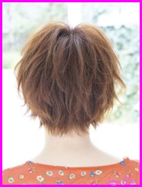 medium hair in back short in front short to medium haircuts front and back livesstar com