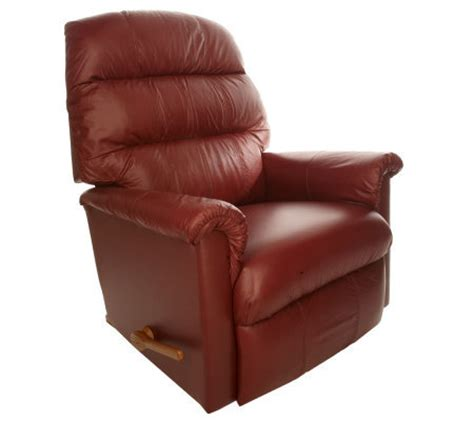 lay z boy recliner lay z boy anderson leather match rocker recliner page 1