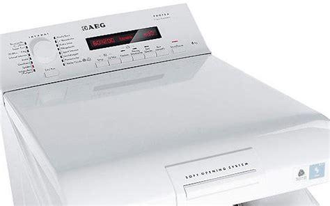 Aeg Toplader Waschmaschine by Nur 40cm Breite Aeg Lavamat L70260tl1 Toplader