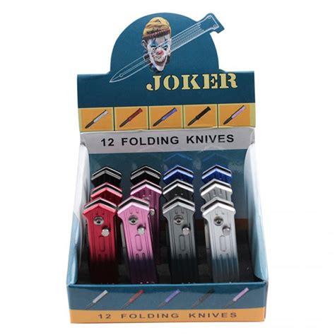 mini stiletto knife mini joker automatic knives dozen