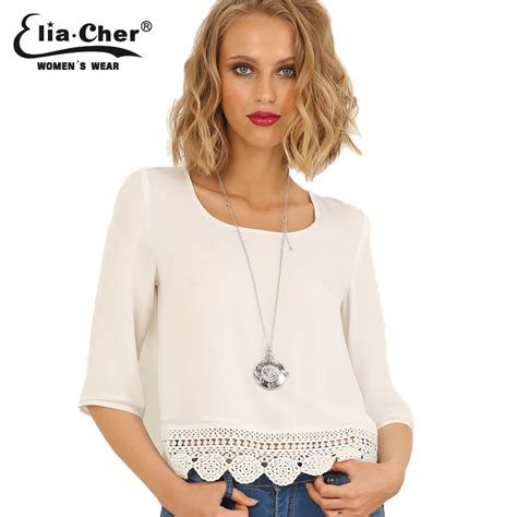 Kck301 Blouse White Emilly 1 Book Of In White Blouses In Us By Emily Sobatapk