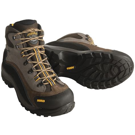 best mens hiking boots asolo fsn 95 tex 174 hiking boots for save 34