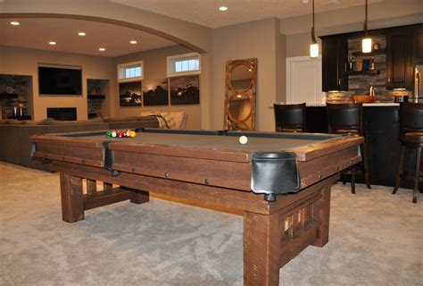 log pool tables log cabin furniture generation log furniture