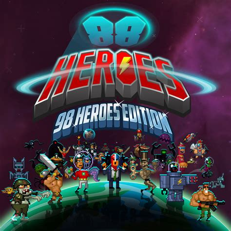 88 Heroes Switch 88 heroes 98 heroes edition nintendo switch