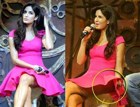 Kaif Wardrobe Malfunction Pics by 10 Actresses Who Suffered Embarrassing