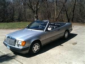 Mercedes Ce Mercedes 300 Ce Cabriolet Photos And Comments Www