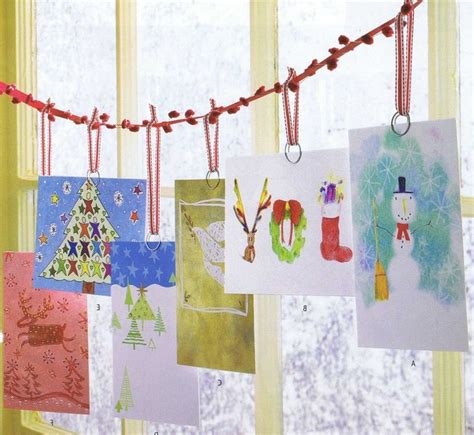 the 152 best images about holiday christmas card displays