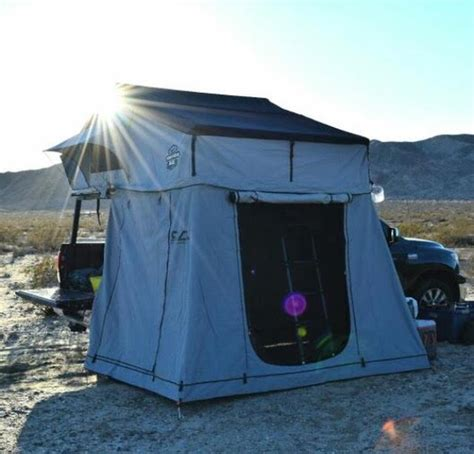 cvt awning cvt mt denali extended summit roof top tent