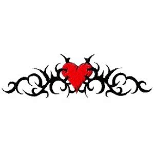 tribal tribal heart machine embroidery design golden needle designs top quality machine embroidery designs