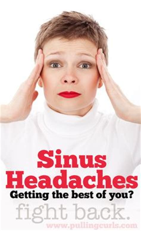 Migraines Allergies And Work by 1000 Images About Headache Types Sinus Headaches On