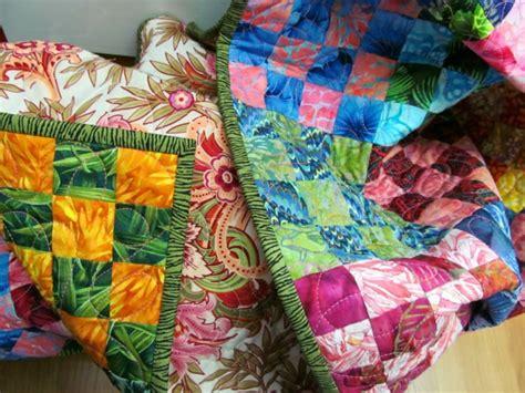 Schöne Decke by Der Patchwork Stoff Wird Ihr Innendesign Toll Aufpeppen