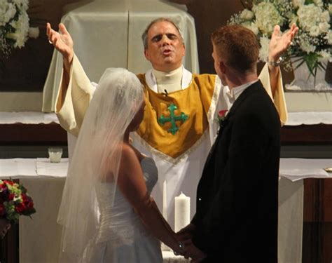 catholic priest for wedding the dialog 187 analysis catholic trends in marriage mirror