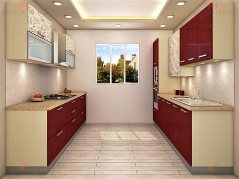 Parallel Kitchen Design Parallel Shaped Kitchen Kitchen Cabinets Modern Kitchen