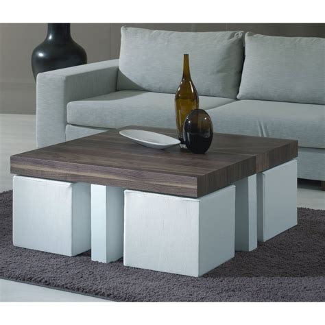 Furniture Coffee Table With Stools by 20 Best Coffee Tables With Nesting Stools
