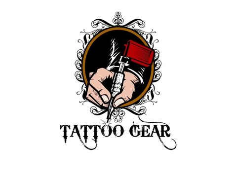 tattoo logo design logo design logos for shops and tattooists