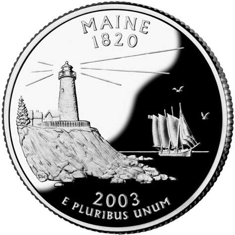 Maine The 23rd State by Dirigo State Symbols Usa