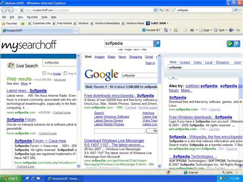 Live Search The Ultimate Search Engine S For Explorer 8