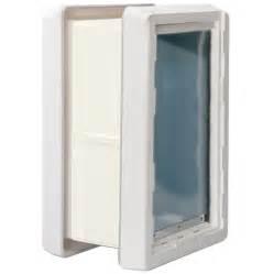 ideal pet doors shop ideal pet products medium plastic wall pet door