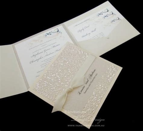 custom folder wedding invitations vintage pocket fold wedding invitation suite handmade invitation in pocketfold sle pocket