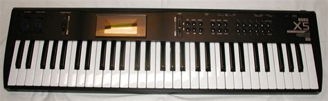 Keyboard Korg X5 Baru korg x5 synthesizer keyboard