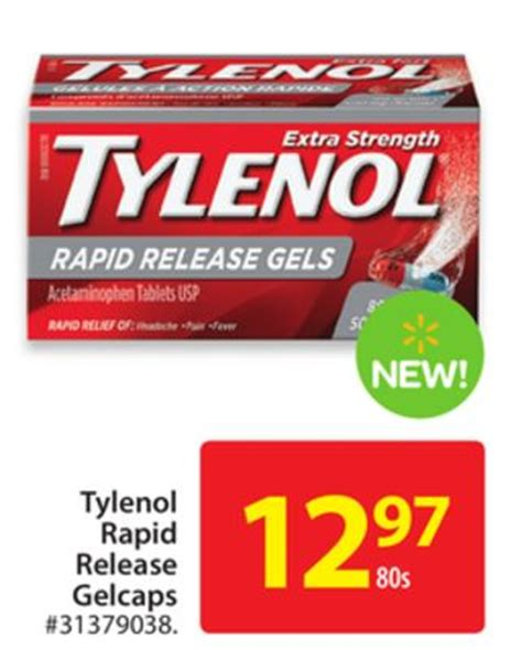 Tylenol Rapid Release Sweepstakes - tylenol rapid release gelcaps on sale salewhale ca