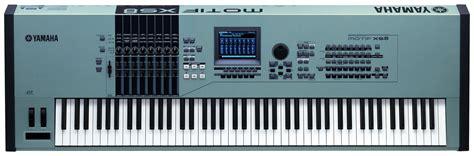 motif xs pattern mode motif xs8 概要 シンセサイザー ステージピアノ シンセサイザー 音楽制作 製品情報