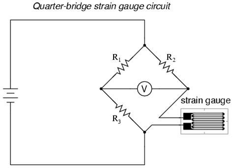 wheatstone bridge strain gage formula lessons in electric circuits volume i dc chapter 9