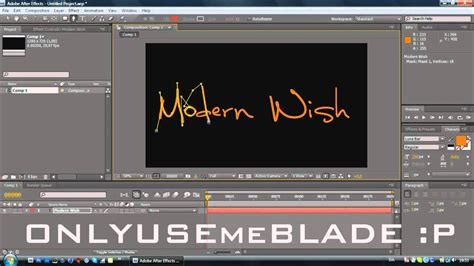 tutorial after effects handwriting tutorial drawing writing effect after effects youtube