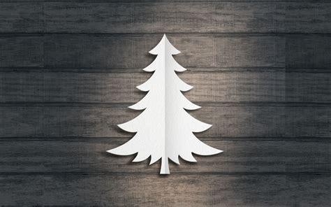minimalist christmas wallpapers