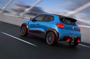 Renault Kwid Renault Kwid Racer Climber Concepts Show Potential