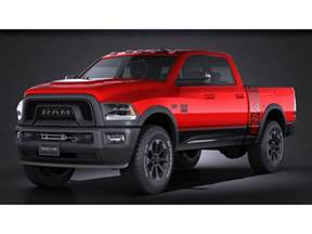 Dodge 2015 Ram Dodge Ram 2500 Powerwagon 2015 Squir