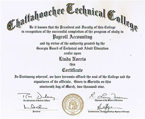 Post Mba Accounting Certificate by Payroll Education Payroll Certification And