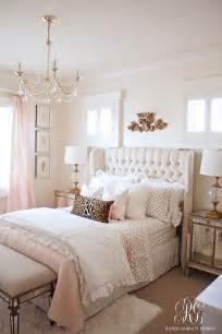 pink and gold bedroom decor pink and gold s bedroom makeover randi garrett design