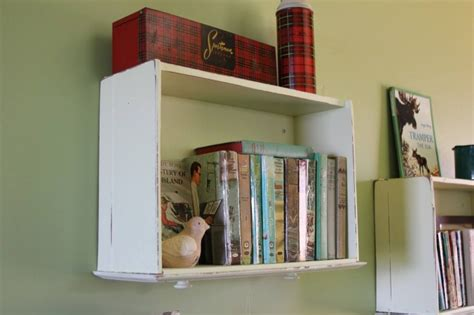 Drawers For Shelves by Upcycle Dresser Drawers As Hanging Shelves 10 Ideas