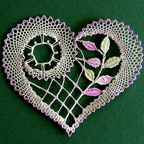 heart pattern lace 93 best images about crochet hearts on pinterest free