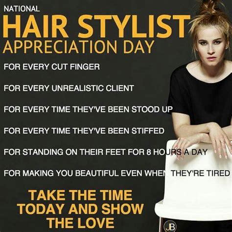 when is national hairdressers day 17 best images about hairdresser humor quotes on pinterest