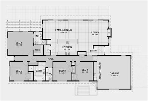 modern home design floor plans contemporary plan 8 modern nz house floor plans