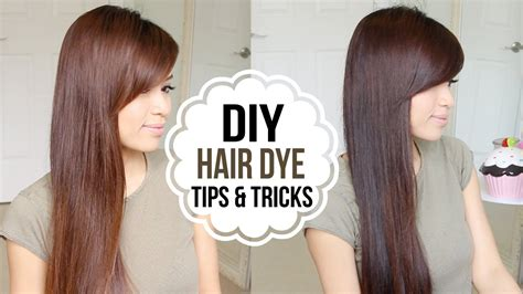 hair color at home how to dye hair at home coloring tips tricks vohairblog
