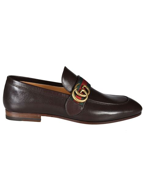 boat shoes gucci gucci gucci gg web leather loafers men s loafers boat