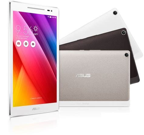 Tablet Asus 8 Inchi asus unveils new 8 and 10 inch zenpad android tablets